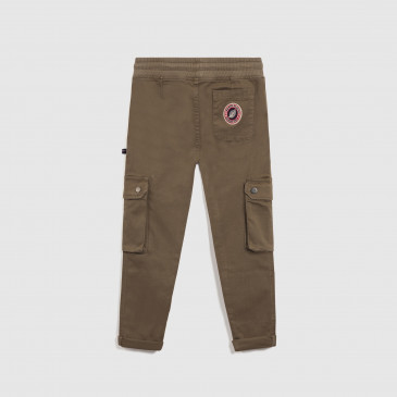 KID WARRIOR VINTAGE TAN