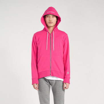 ZIP UP HOOD RUBIS TERRY
