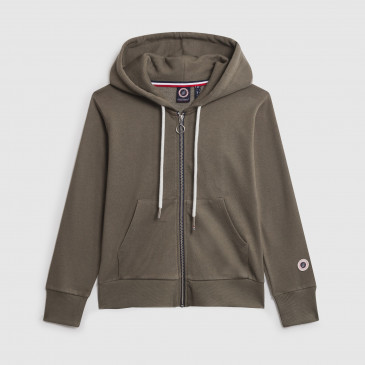 KID ZIP UP HOOD MARSHAL