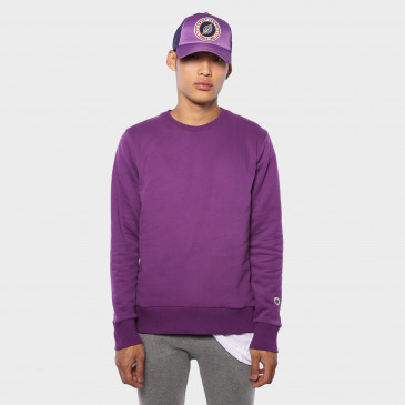 CLASSIC CREW NEW GRAPPE TERRY