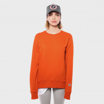 CLASSIC CREW ORANGE TERRY