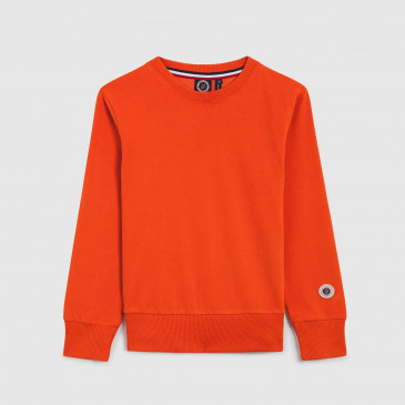 CLASSIC CREW KID ORANGE