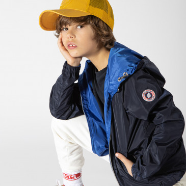 KID WINDBREAKER NAVY SUPREME